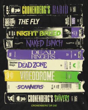 VHS / DVD / Blu Ray