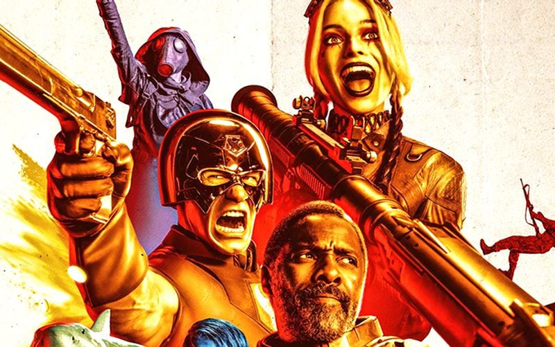 Check out the new Suicide Squad 2 Red band Trailer