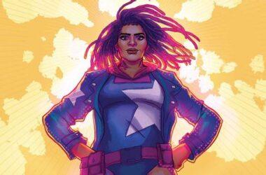 Marvel Introduces a New Black Female Captain America