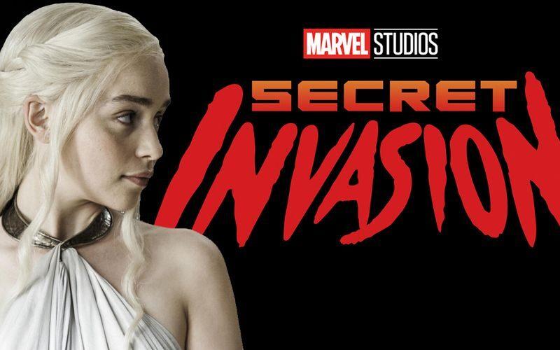 Game of Thrones' Emilia Clarke Joins Marvel's Secret Invasion