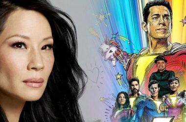 Shazam! Fury of the Gods Casts Lucy Liu as Kalypso