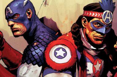 Marvel Debuts a New Native American Captain America