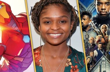 Dominique Thorne's Riri Williams to Debut in Black Panther: Wakanda Forever
